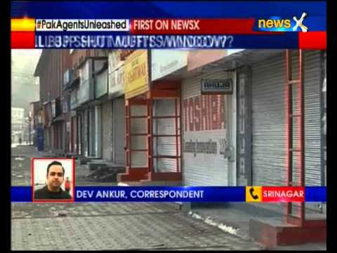 Srinagar shut down a day after violence