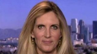 Coulter: Pres. Trump following Ryan