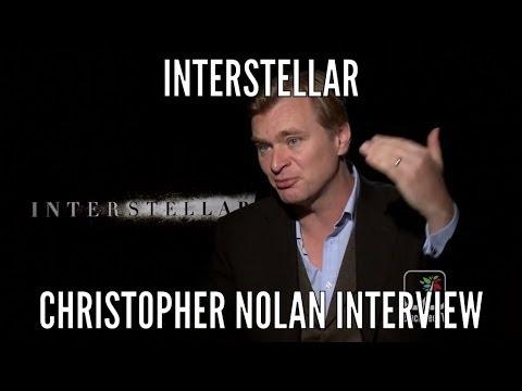 """INTERSTELLAR Director Christopher Nolan On Being """"Scared"""""""