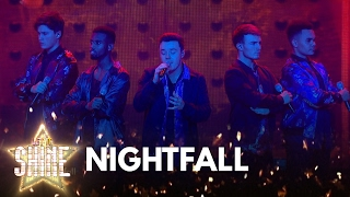 Nightfall perform 'Without You' by Usher - Let It Shine - BBC One