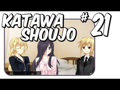 (facecam)vn: Katawa Shoujo | Ep.21 | Pajama Party video