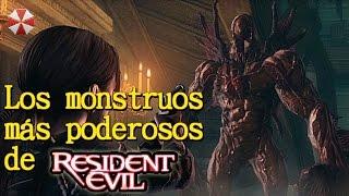 Top 15: Los monstruos más poderosos de Resident Evil