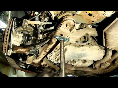 How to Install a Monroe Quick-Strut Assembly 2004 Ford Taurus SES