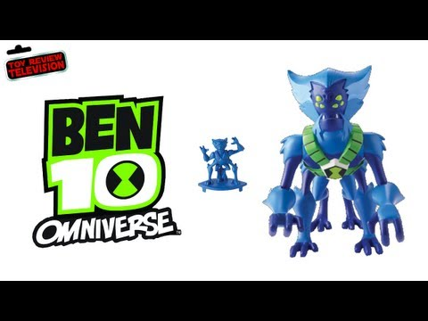 Ben 10 Omniverse Spidermonkey Action Figure From Bandai Toy Review Unboxing