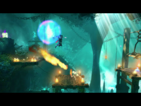 Trine Enchanted Edition Trailer