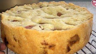 Чудесный яблочный пирог ШАРЛОТКА в мультиварке.