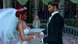 The Wedding of Dakota & Daryl Second Life