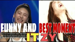 ITZY (있지)FUNNY AND BEST MOMENT!! [ENG]