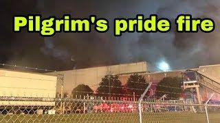 Pilgrim's Pride Chicken Plant in Guntersville catches fir