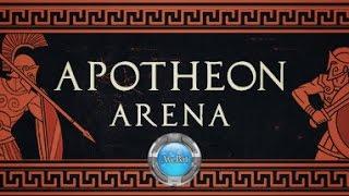 Apotheon Arena Gameplay 60fps