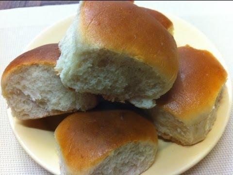 Receta: Panecitos Express (Deliciosos, económicos y súper rápidos!!!) (super fast dinner rolls)