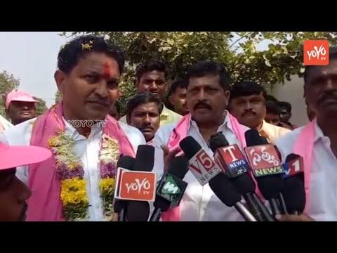 Huzurnagar TRS MLA Candidate Saidi Reddy Election Campaign | Telangana Elections | YOYO TV Channel