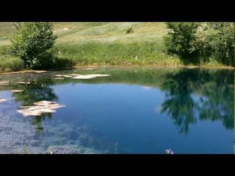 Голубое озеро. Сергиевский р-н. Самарская обл.
