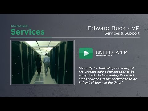 UnitedLayer Managed Services: Security & High Availability