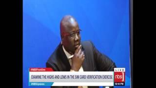 The Frontline (Hon.Silwany, Matembe, OO, Hon Ssemujju Nganda, Mao & Odongtho) - 25 May  2017 -Part I