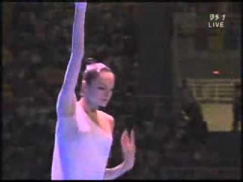 Anna Bessonova Athens 2004 Gala Exhibition