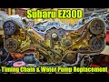 Subaru EZ30 Timing Chain and Water Pump Replacement