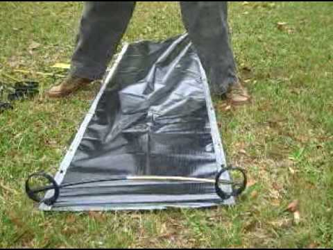 Luxurylite Ultralite Cot Assembly Youtube