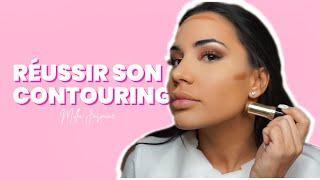Milla Jasmine : makeup contouring