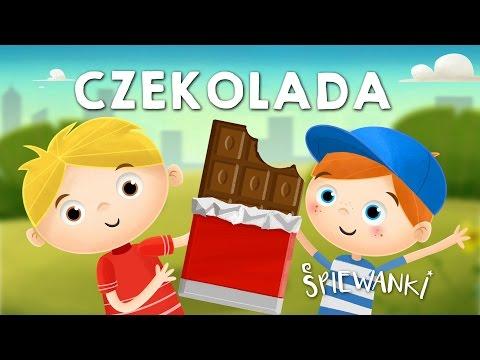 CZEKOLADA – Śpiewanki.tv – Piosenki Dla Dzieci