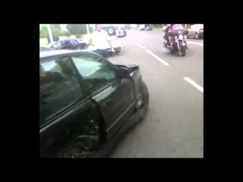 Гомель, ДТП с участием BMW