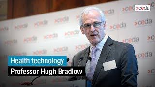 Health technology - Professor Hugh Bradlow