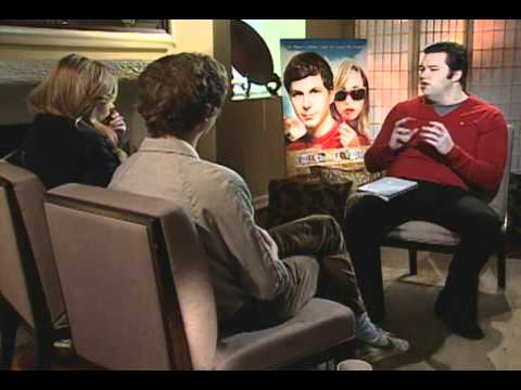 Youth in Revolt - Exclusive: Michael Cera and Portia Doubleday Interview