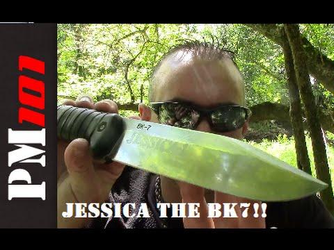 JESSICA the BK7: