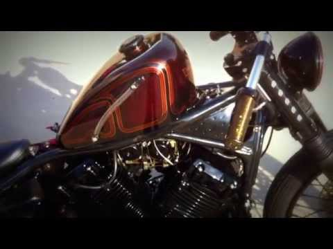 2003 Yamaha V Star 650 Custom Chopper Bobber