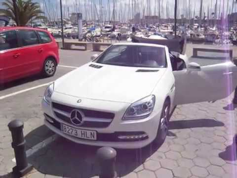 ! Mercedes-Benz SLK NEW! Krasavets& AC/DC.