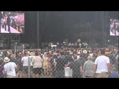 Beach Boys perform Surfin Safari at Bonnaroo 2012