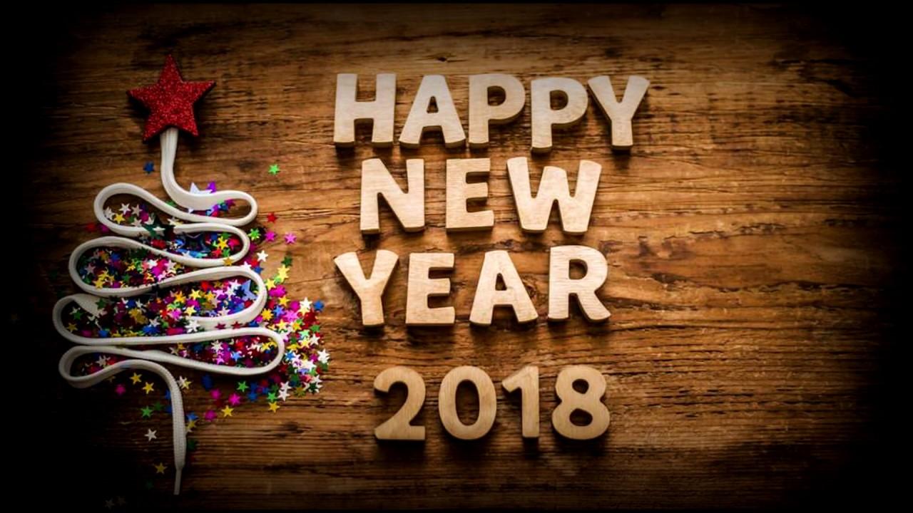 Тосты с наступающим новым годом 2018