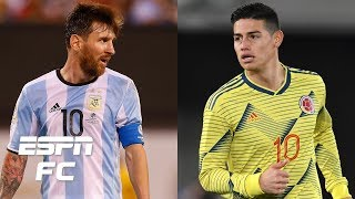 Argentina vs. Colombia headlines the opening set of fixtures at the 2019 Copa America | Copa America