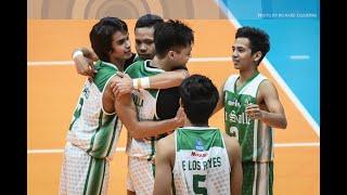 PVL: Green Spikers score upset win over Bulldogs