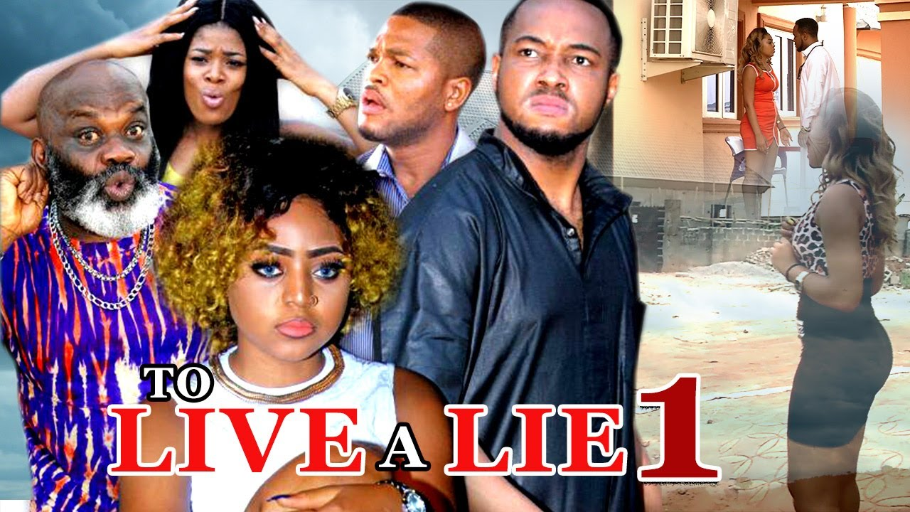 To Live A Lie Nigerian Movie 2017 - Regina Daniels, Nonso Diobi, Harry B (Part 1)