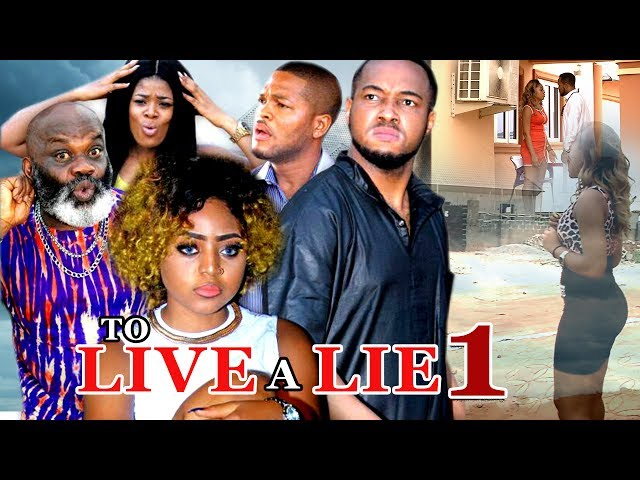 To Live A Lie 1 (Regina Daniels) - 2017 Latest Nigerian Nollywood Movies thumbnail