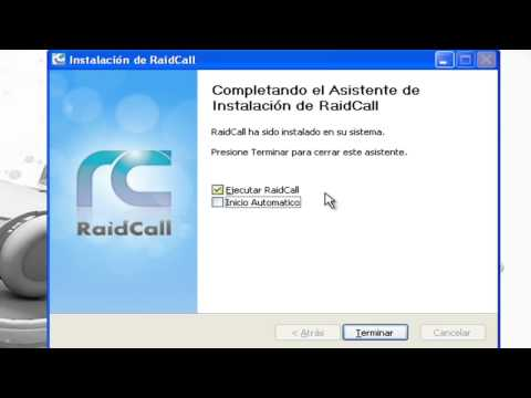 Descargar RaidCall Ultima Version 2014