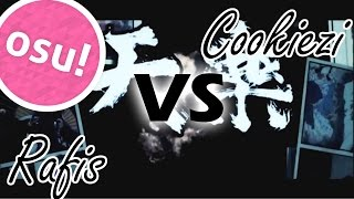 Cookiezi Vs Rafis   Wagakki Band  Tengaku