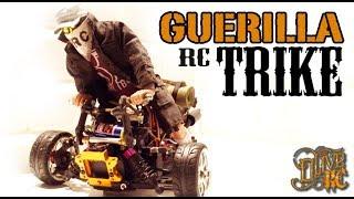GUERILLA RC TRIKE 2000 - Build & Drive