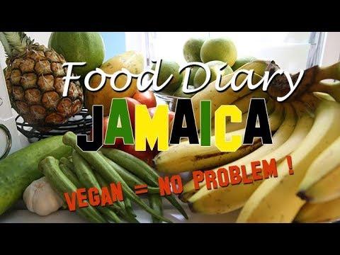 Food Diary JAMAICA / Vegan = No Problem ! thumbnail