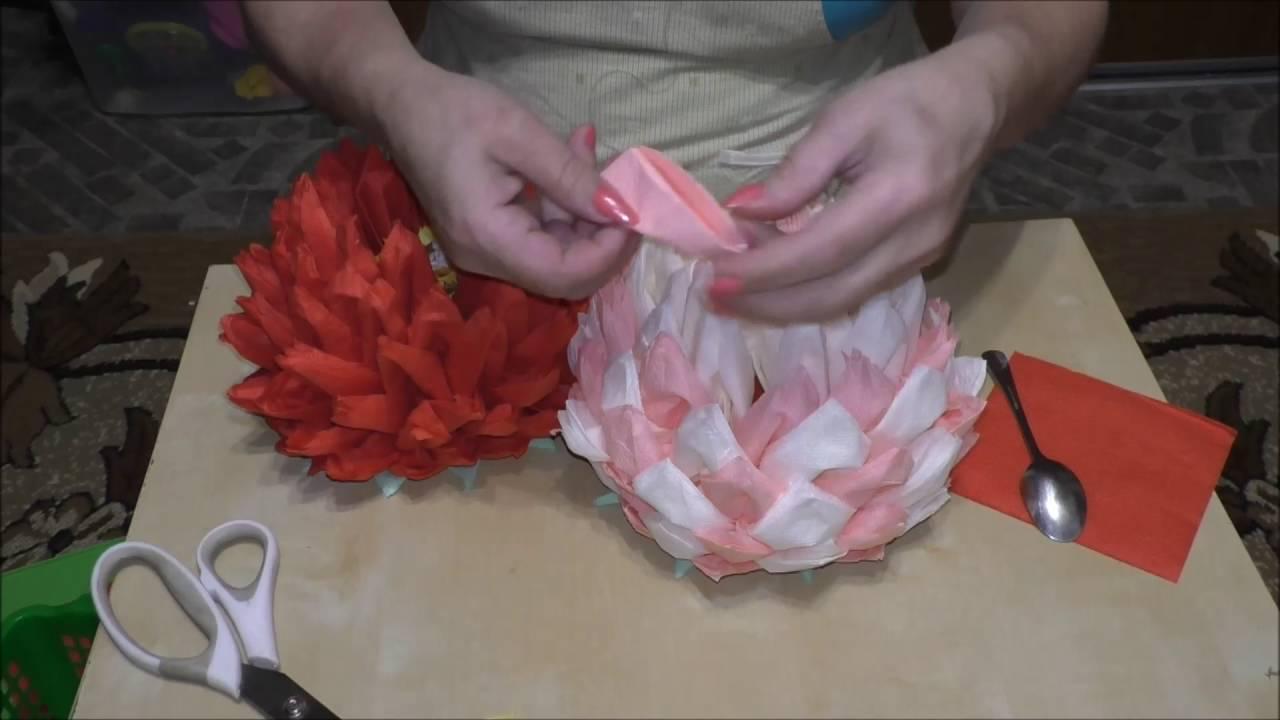 Подставка из салфеток для салфеток как сделать