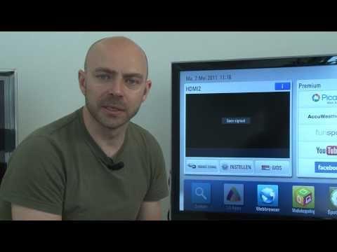 Review: LG 3D Cinema TV en Smart TV (Consumentenbond)