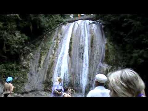Кавказские водопады