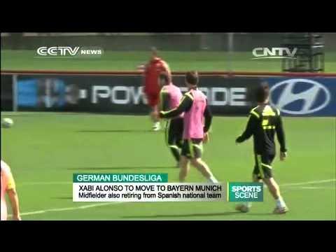 Xabi Alonso set to join Bayern Munich