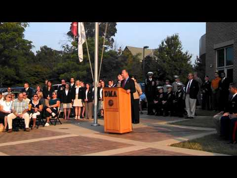 Remembering 9/11 at Delaware Military Academy