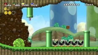 Newer Super Mario Bros. Wii - World B