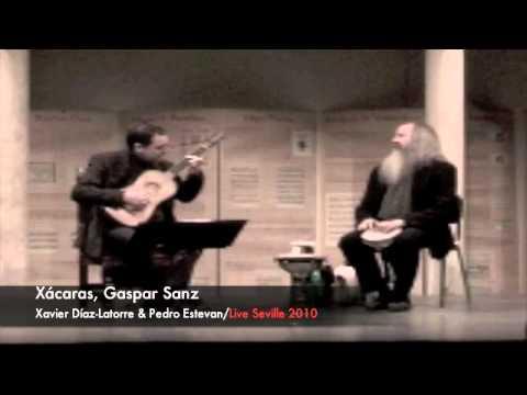 Jácaras, Gaspar Sanz plyed by Xavier Díaz-Latorre&Pedro Estevan