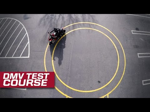 How to Pass the California DMV Motorcycle Skills Test