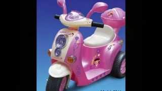 Xe máy điện trẻ em 7366 | xe máy điện cho bé gái giao hàng tận nơi