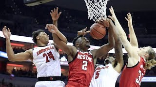 #23 Louisville vs #21 NC State 2019-1-24 (Full Game) ᴴᴰ